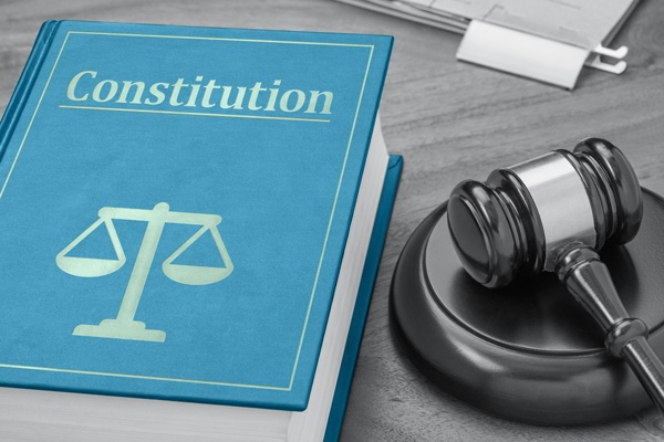 constitution-book-with-gavel