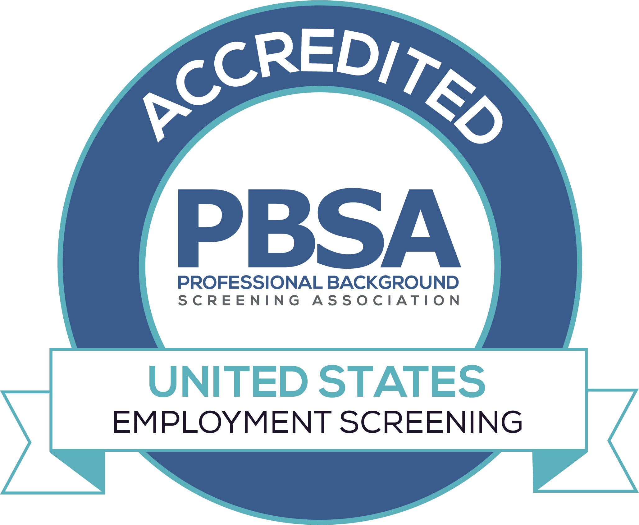 PBSA Accreditation Seal